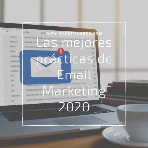 Las mejores prácticas de Email Marketing (Instagram)
