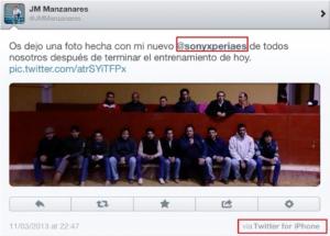 Campañas con influencer (JM Manzanares)