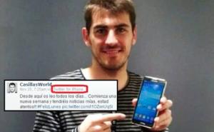 Campañas con influencers (Iker Casillas)